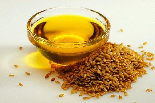 Оливковое и льняное масло снижают холестерин
