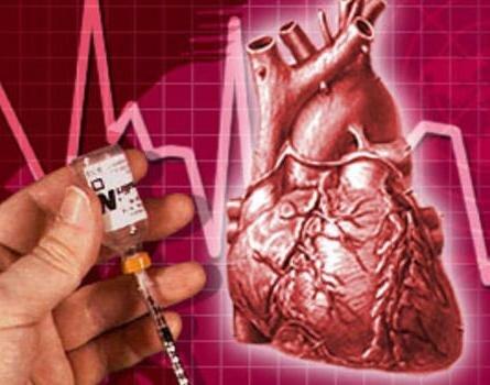 Сердце и сахарный диабет