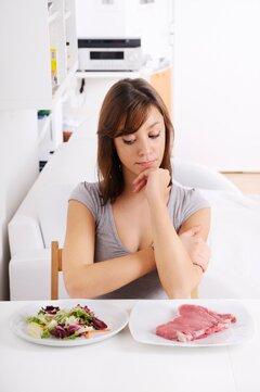 Низкоуглеводная диета при диабете сытна и разнообразна, при ней вы не будете голодать