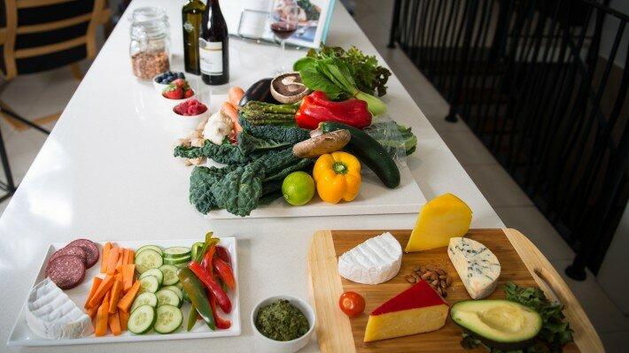 Разрешенные продукты при низкоуглеводной диете